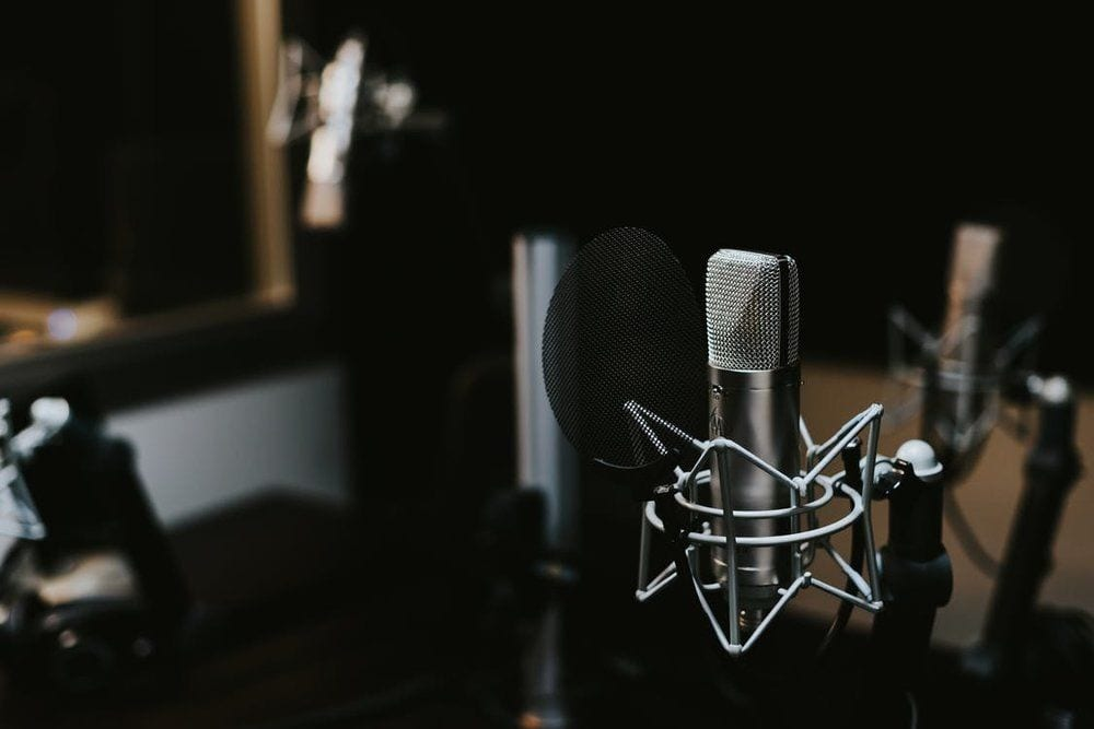 how to get the best vocal recording at home