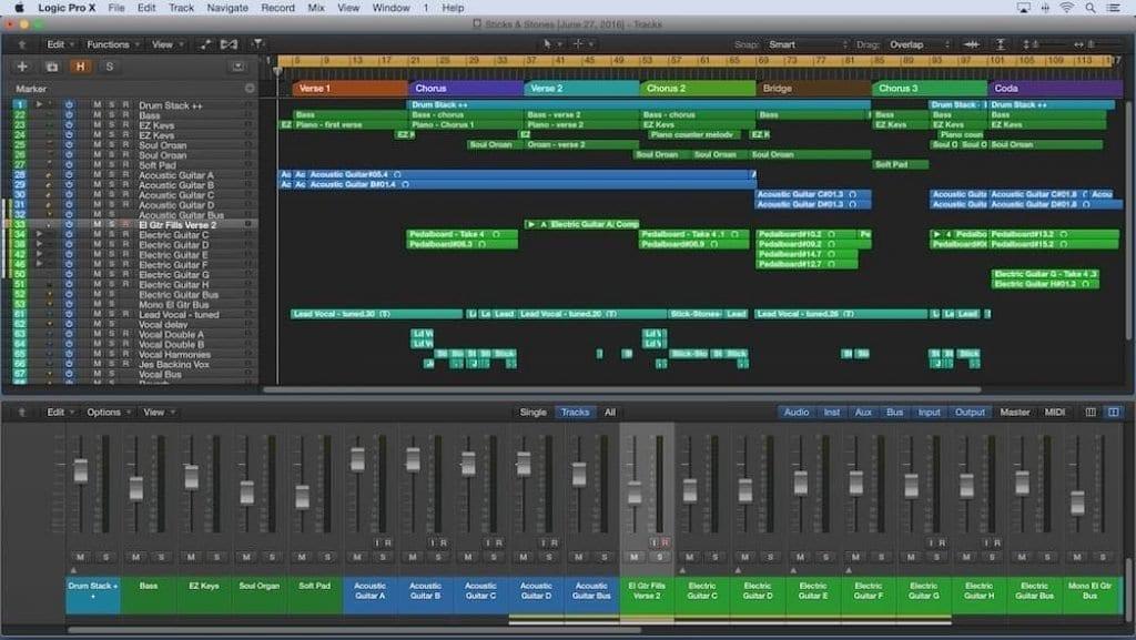 session arrangement
