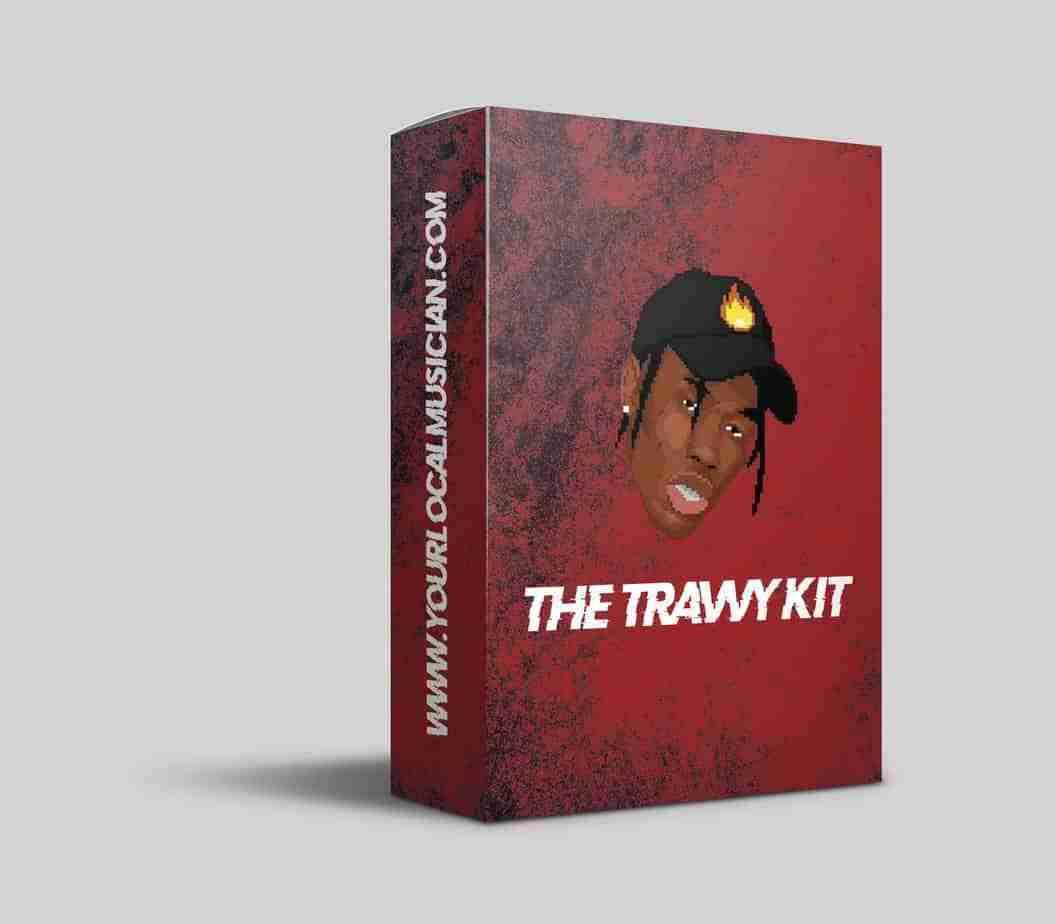 travis scott drum kit