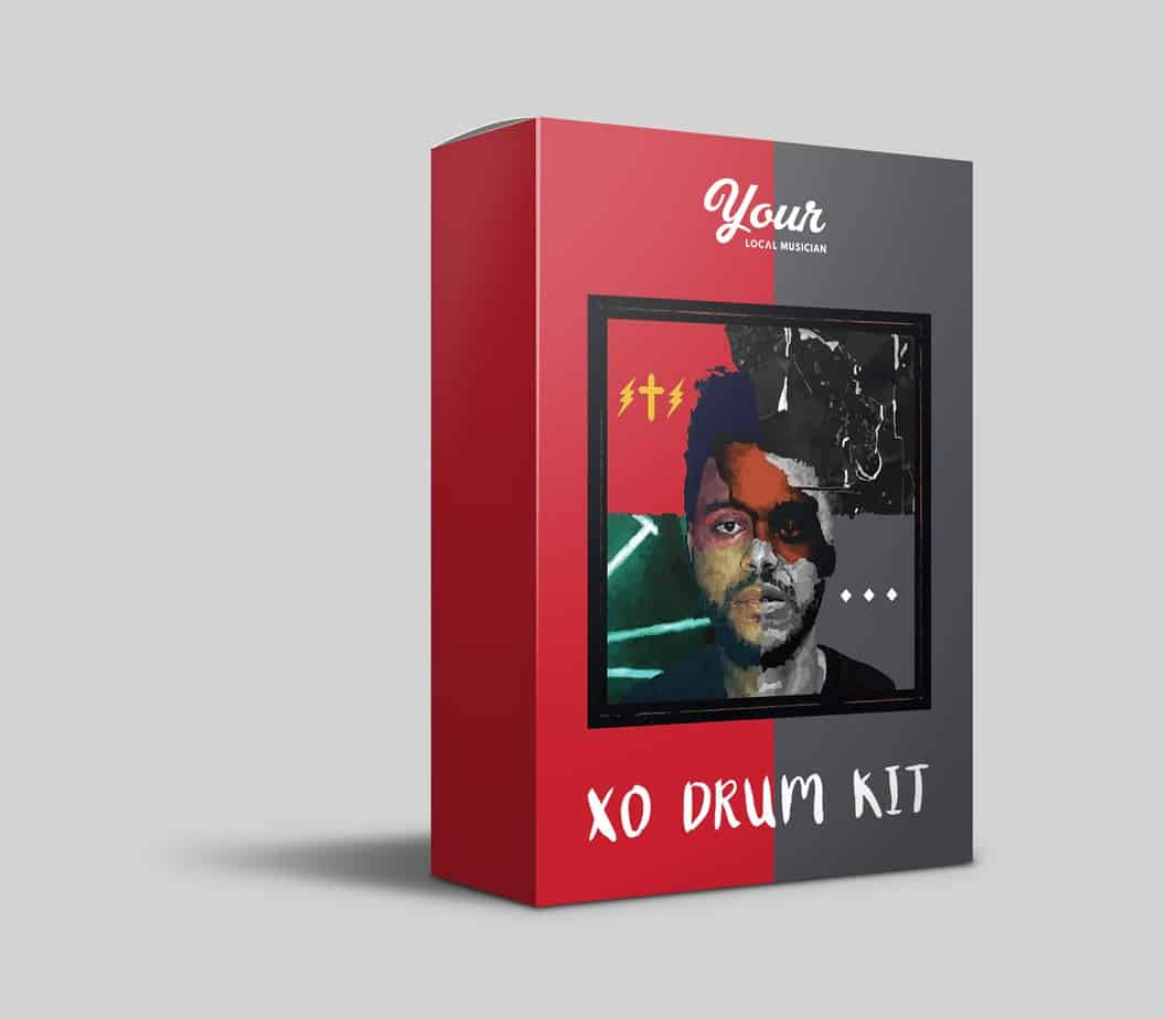 xo drum kit