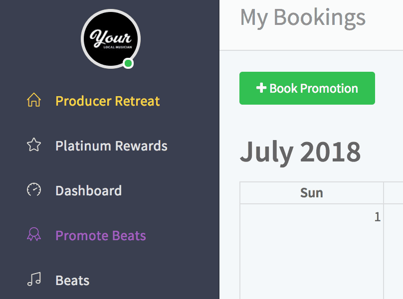 How To Promote Your Beats With Airbit