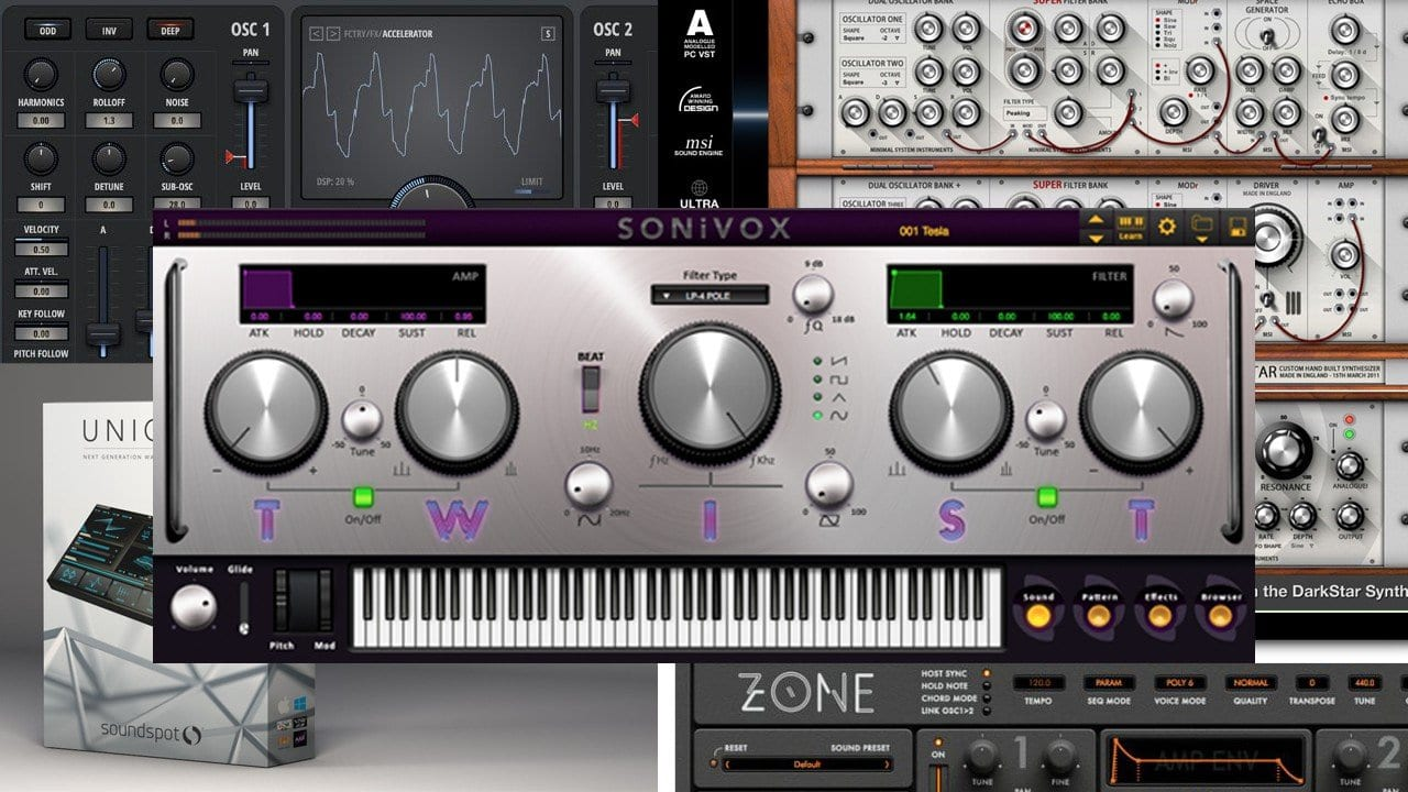 BUDGET SYNTH VST PLUGINS