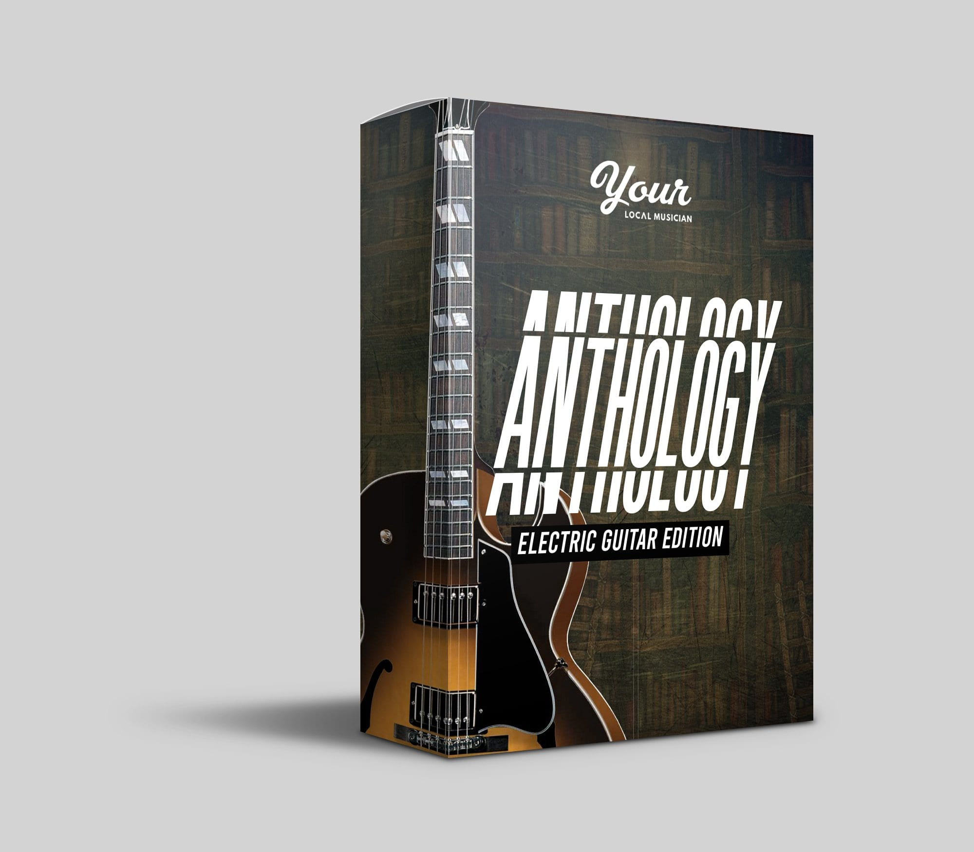 Anthology (Electric Guitar Edition) 1