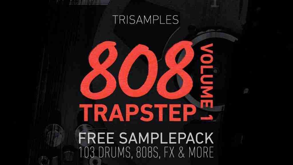808 sample packs