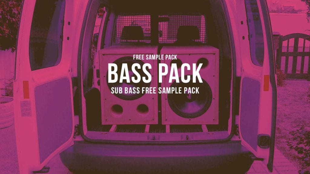 Sub Bass Free Sample Pack by The Sample