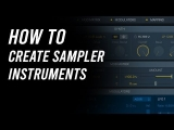 How To Create Instruments Using Sampler In Logic Pro X