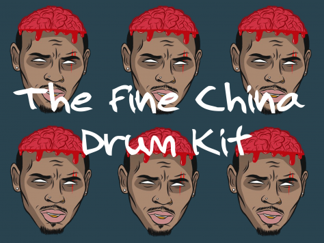 the fine china drum kit