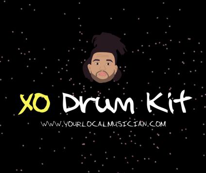 xo drum kit